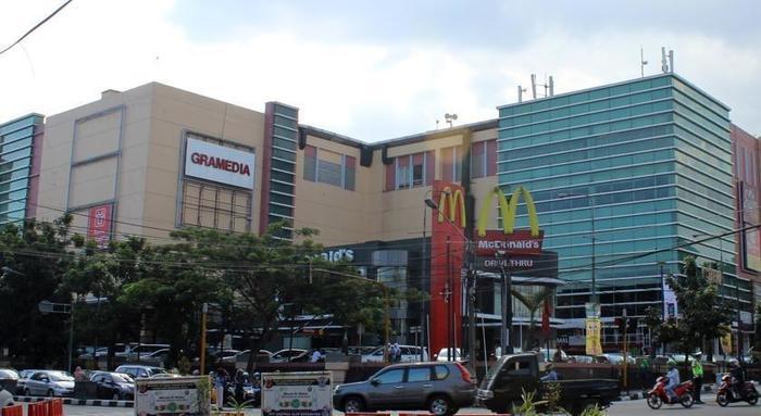 Hotel Citradream Bandung - Lingkungan sekitar