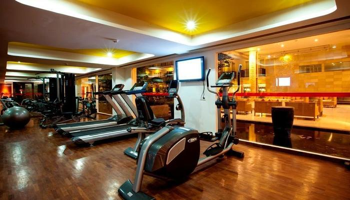 The Jimbaran View Bali - Fitness Centre
