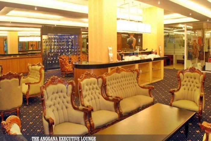 Hotel Bumi Senyiur Samarinda - Ruang makan