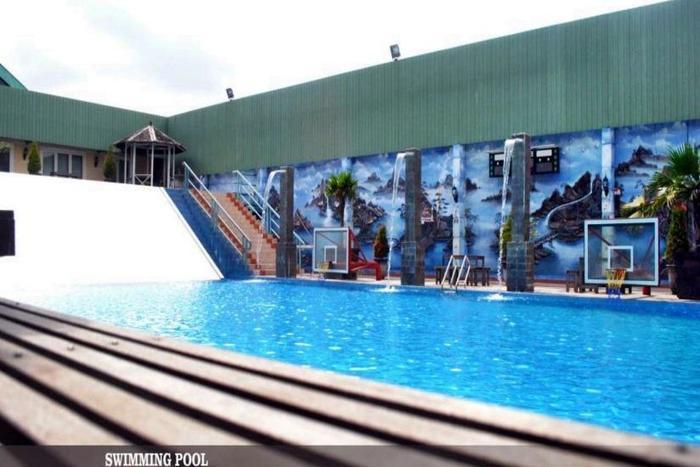 Hotel Bumi Senyiur Samarinda - Kolam Renang