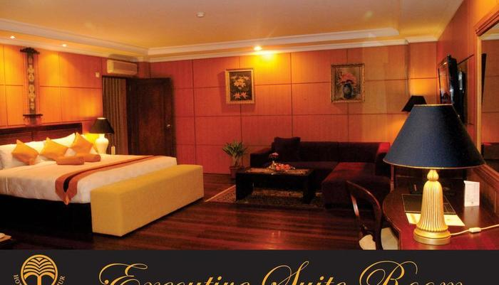 Hotel Bumi Senyiur Samarinda - Executive Suite Room