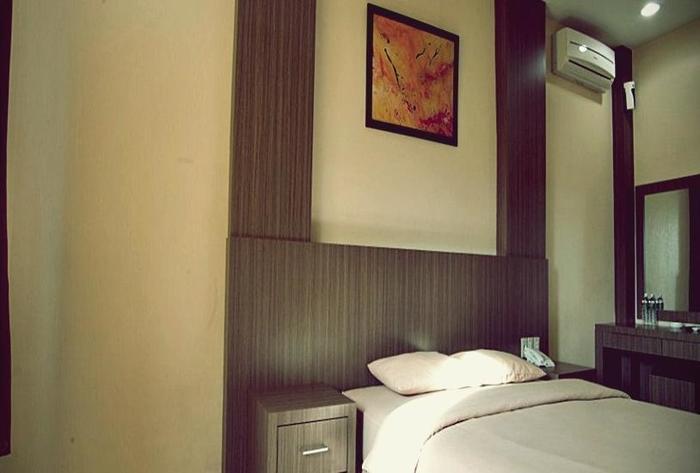 Hotel Benteng Pekanbaru - Kamar Deluxe