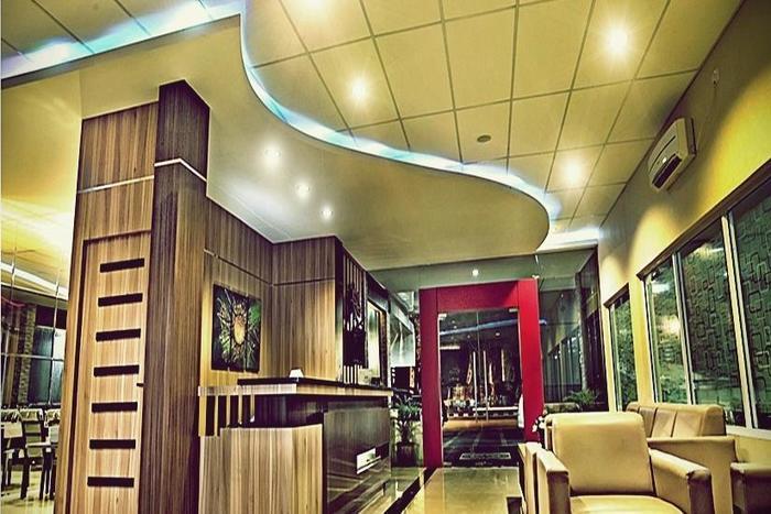 Hotel Benteng Pekanbaru - Lobi