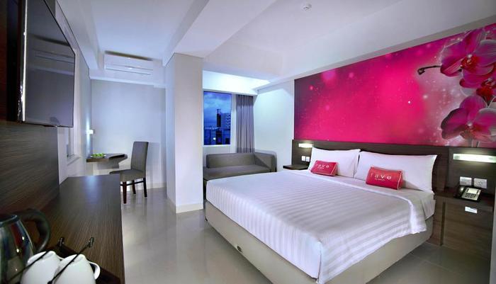 fave hotel Panakkukang - Kamar Deluxe