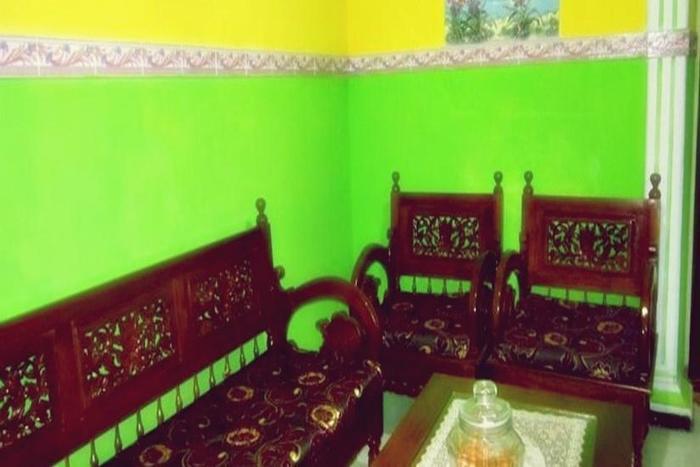Kampung Osing Inn Banyuwangi - Interior