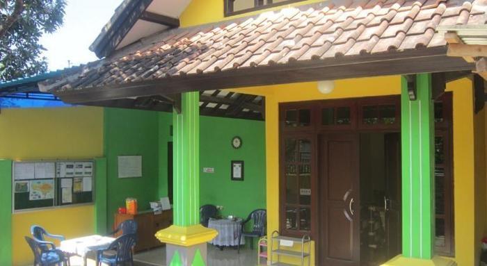 Kampung Osing Inn Banyuwangi - view