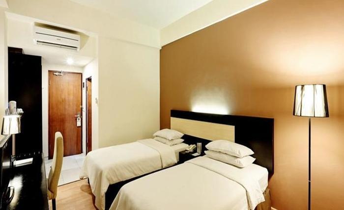 Griptha Hotel Kudus - Kamar tamu