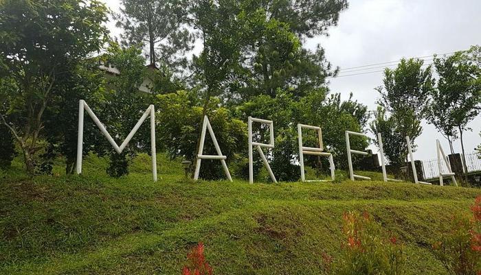 Marbella Twin Waterfall Resort Ciater - Ikon