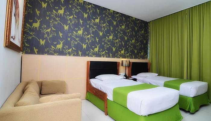 Hotel Pohon Inn Malang - Kamar Superior