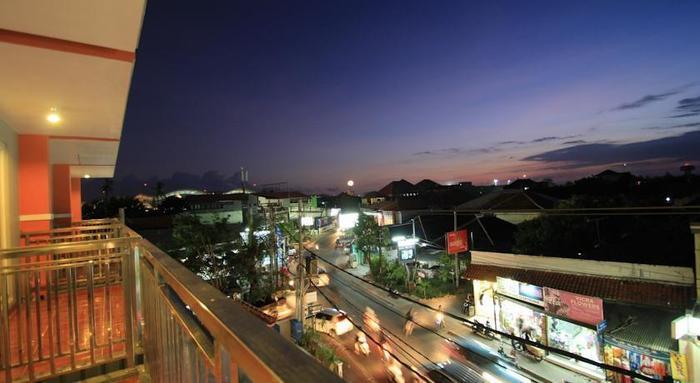 Gowin Hotel Bali - Pemandangan