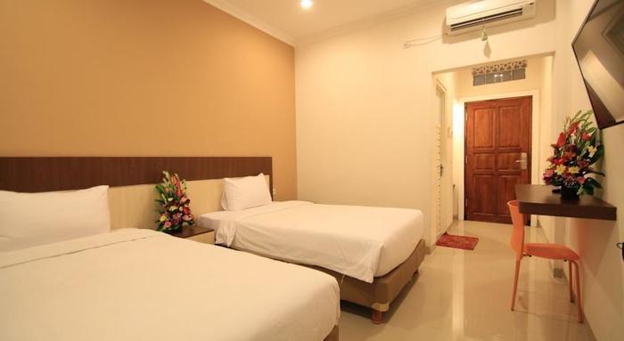 Gowin Hotel Bali - Kamar