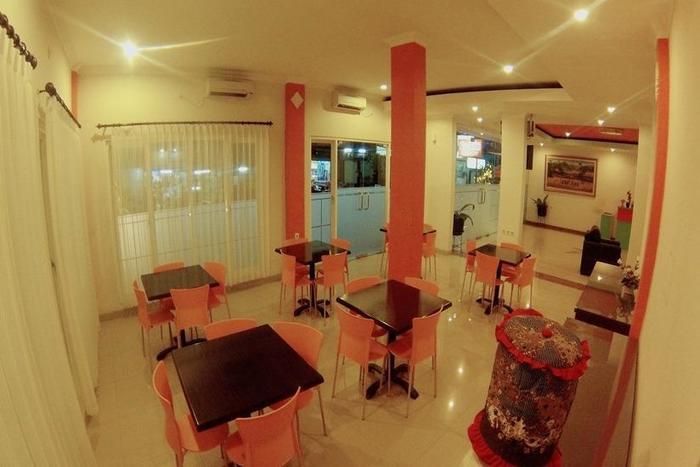 Gowin Hotel Bali - Ruang makan