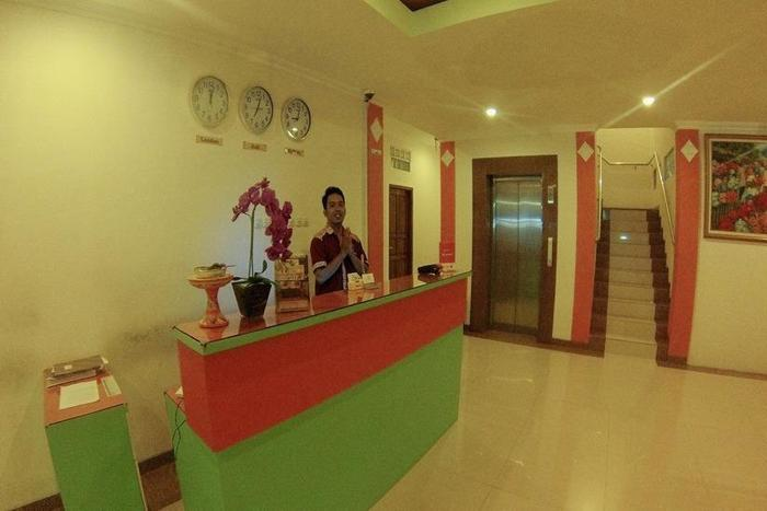 Gowin Hotel Bali - Lobi