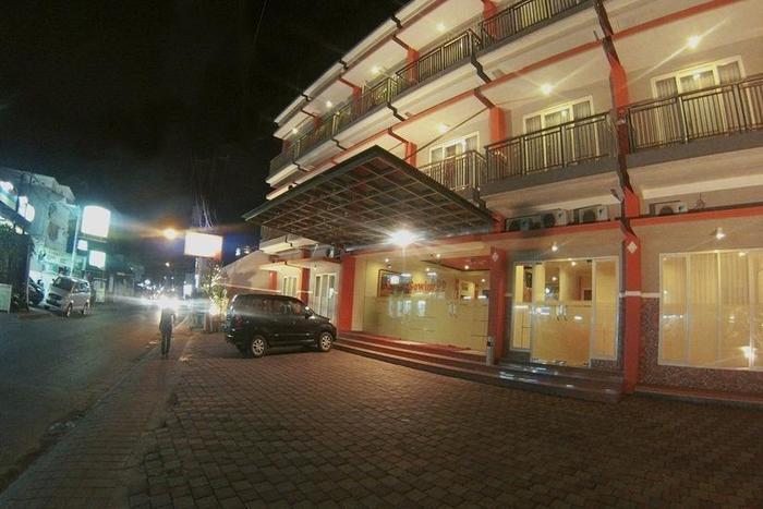 Gowin Hotel Bali - Eksterior