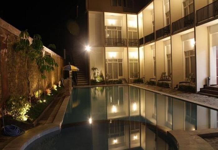 Seulawah Grand View Malang - Kolam Renang