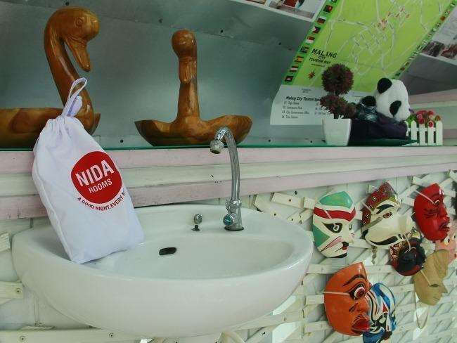 NIDA Rooms Sutomo 4 Klojen - Kamar mandi