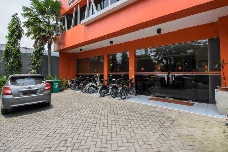 Tinggal Standard Gubeng Karang Menjangan 17 Surabaya - pemandangan