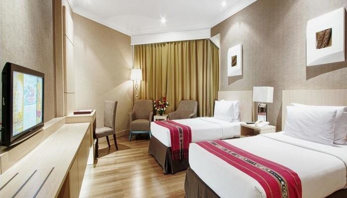 Hotel Sahid Jaya Makassar - Deluxe Twin