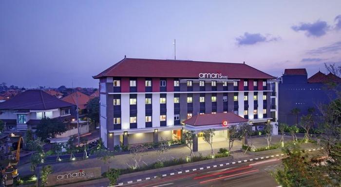 Amaris Teuku Umar - Tampilan Luar Hotel