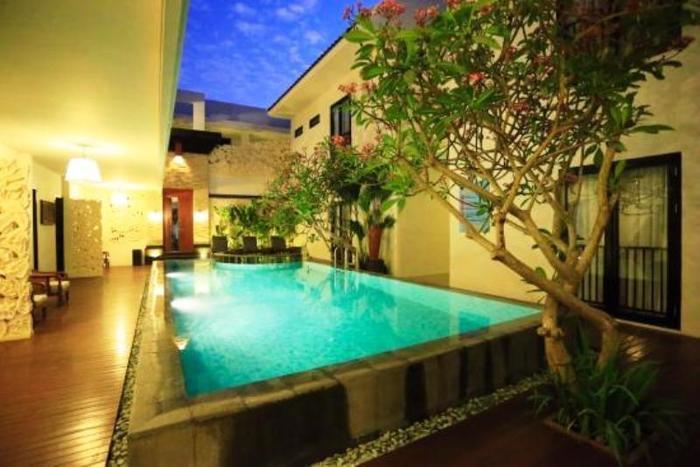 NIDA Rooms Kuta Seminyak Beach Bali - Kolam Renang