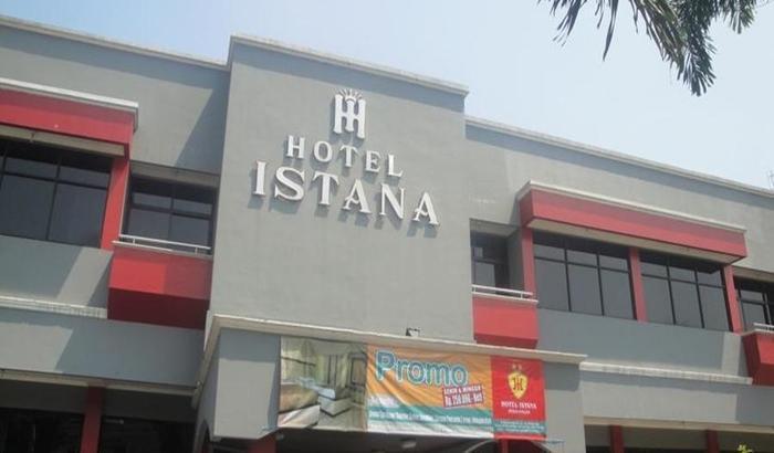 Hotel Istana Pekalongan Pekalongan - Eksterior