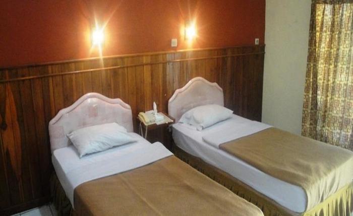 Hotel Istana Pekalongan Pekalongan - Kamar tamu