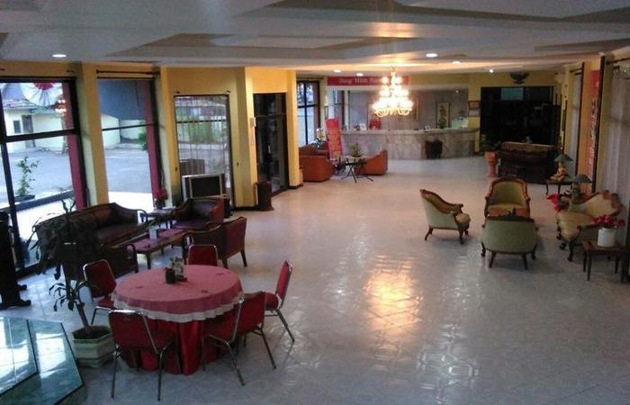 Hotel Istana Pekalongan Pekalongan - Interior