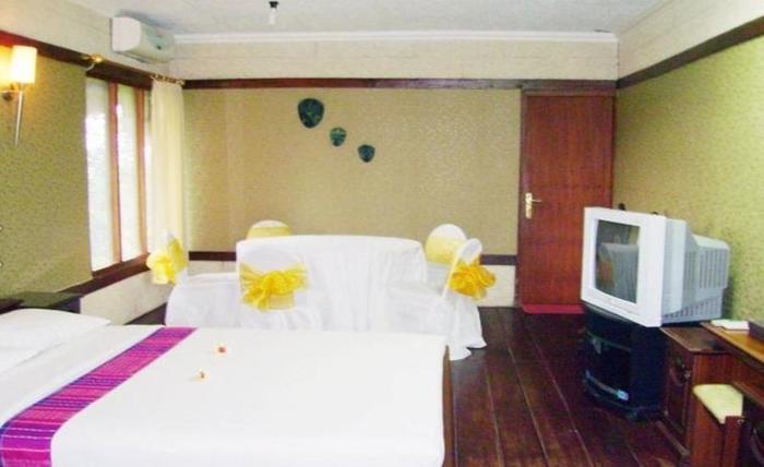 Swaloh Resort & Spa Tulungagung - Kamar tamu