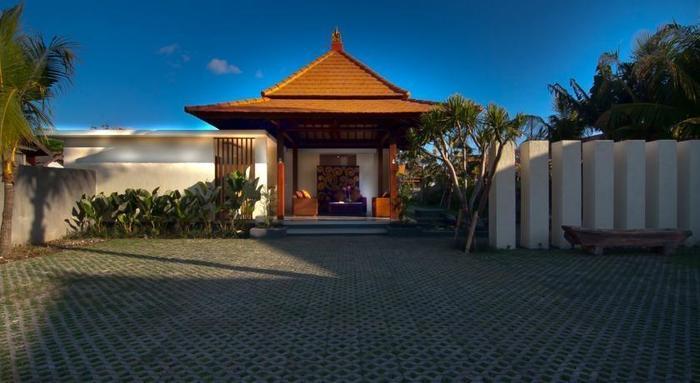 The Awan Villas Balli - Tampilan Luar