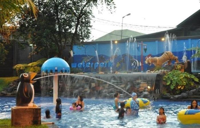 Oasis Siliwangi Sport Hotel Bandung - Waterpark