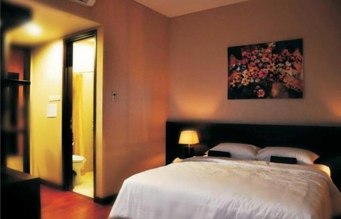 Oasis Siliwangi Sport Hotel Bandung - Kamar tamu