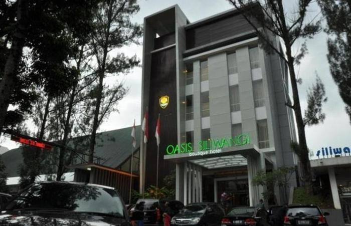 Oasis Siliwangi Sport Hotel Bandung - Eksterior