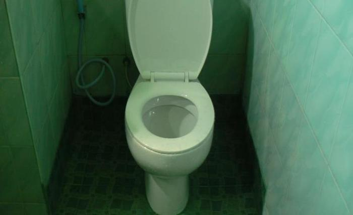 Kawah Ijen Inn Banyuwangi - Kamar mandi