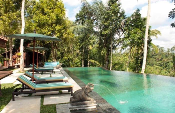 Villa Bodhi Bali - Kolam Renang