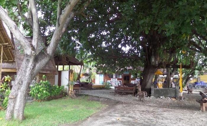 Taman Selini Beach Bungalow Bali - Eksterior
