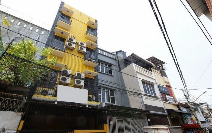 Kamar Keluarga Mangga Besar Jakarta - appearance