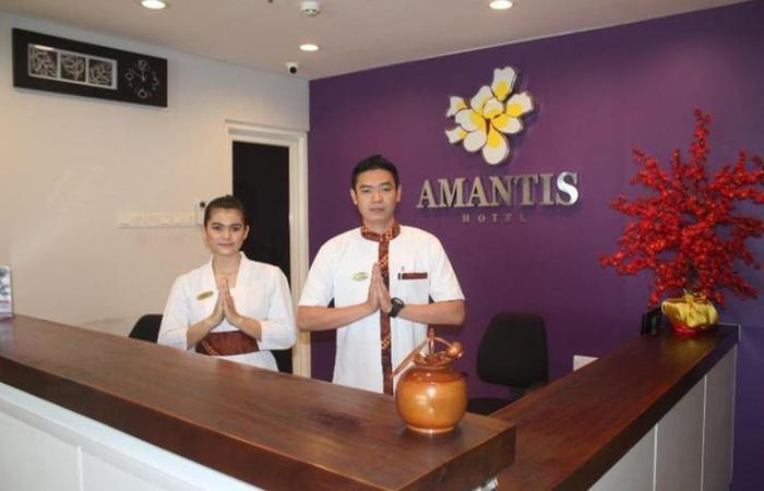 Hotel Amantis Demak - Reception