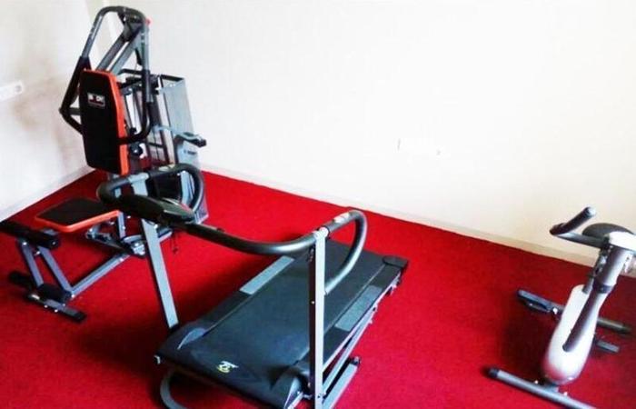 Hotel Amantis Demak - Gym