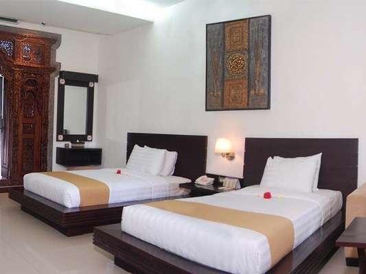 Satriya Cottages Bali - Kamar Deluxe