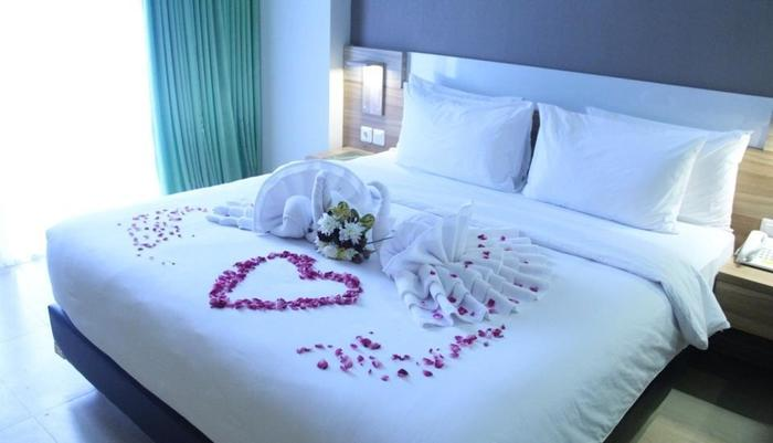 Hotel Dafam Fortuna Seturan - Kamar Deluxe
