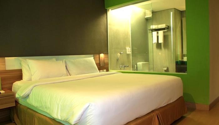 Hotel Dafam Fortuna Seturan - Kamar tamu