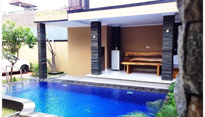 Ratu Guest House Bali - Kolam Renang