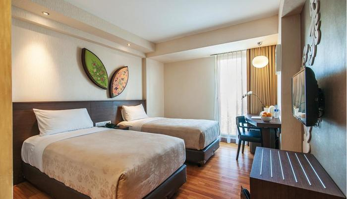 Atanaya by Century park Bali - Twin Room
