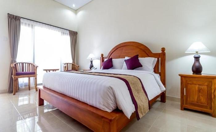 Padma Kumala Resort Bali - Kamar tamu
