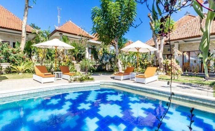 Padma Kumala Resort Bali - Kolam Renang