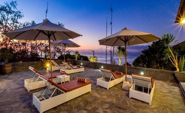 Padma Kumala Resort Bali - Eksterior