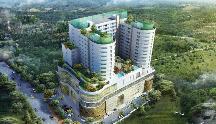 HARRIS Sentraland Semarang - Facade