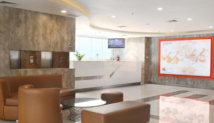 HARRIS Sentraland Semarang - Lobby Lounge