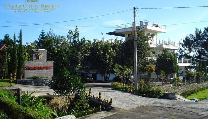 Tangko Inn Resort Cianjur - Parkir
