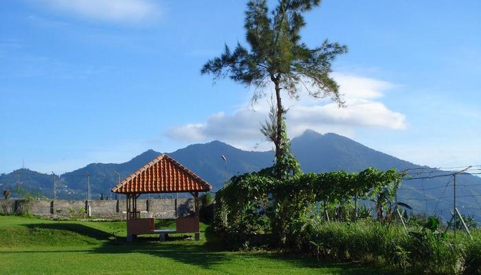 Tangko Inn Resort Cianjur - Lapangan bermain